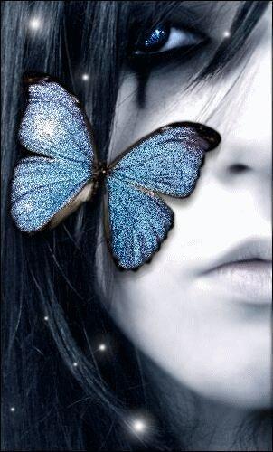 Por que as Anas e Mias se chamam de borboletas?