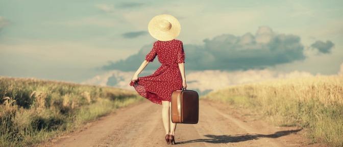 Alivie a bagagem